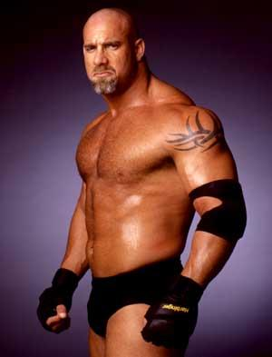 Goldberg Clears The Ring